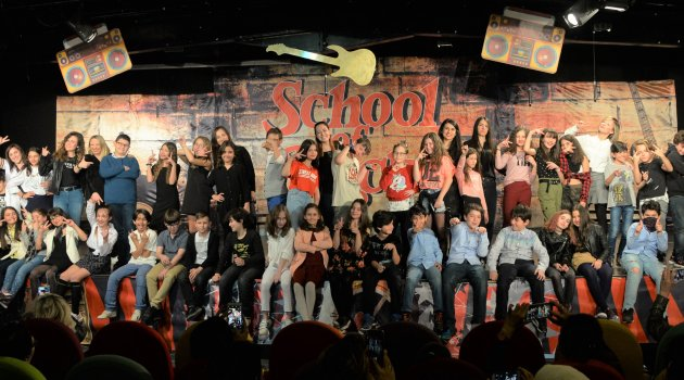 School of Rock Rüzgarı '