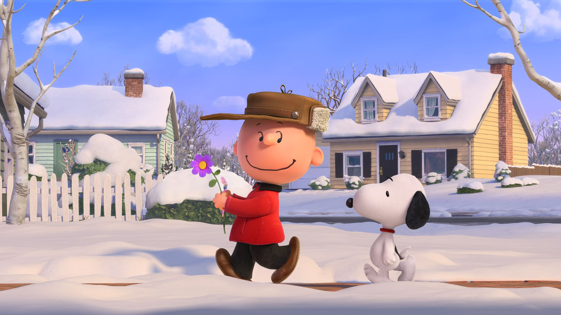 Snoopy ve Charlie Brown Peanuts 13 Kasım'da Sinemalarda